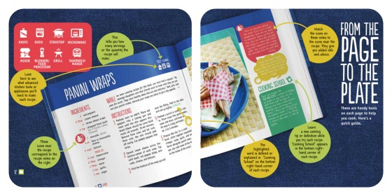 sample pages - Kids Cooking Made Easy