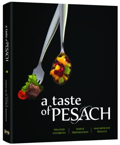 Taste of Pesach_dust jacket-2.indd