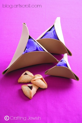 Hamantaschen Craft  The Official ArtScroll Blog