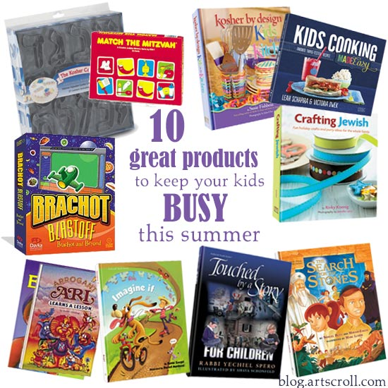 kosher by design kids in the kitchen 10 great products to keep your busy this summer the 9866