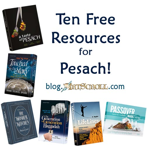 ten-free-resources-for-pesach-on-the-artscroll-blog