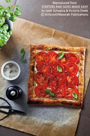 Tomato-Tart-from-Starters-and-Sides-Made-Easy